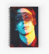 vixx hongbin Spiral Notebook