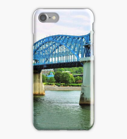 Bridge On The Tennessee River iPhone Case/Skin