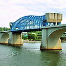 Bridge On The Tennessee River by RickDavis