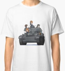 Girls Und Panzer  Classic T-Shirt