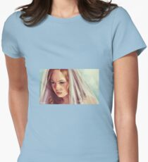 Amy Pond Women's Fitted T-Shirt