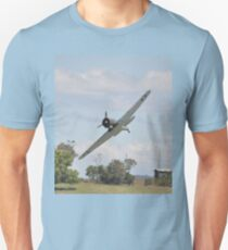 Kempsey Air Show, Australia 2016- Wirraway low level  Unisex T-Shirt