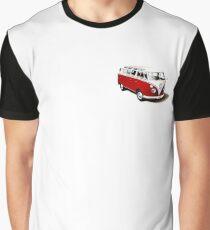 Camiseta gráfica Furgo Vintage
