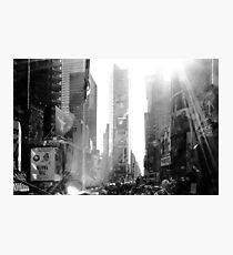 Broadway New York Photographic Print