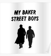 My Baker Street Boys {FULL} Poster