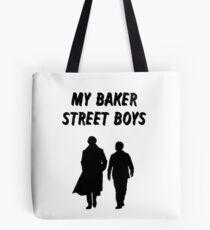 My Baker Street Boys {FULL} Tote Bag