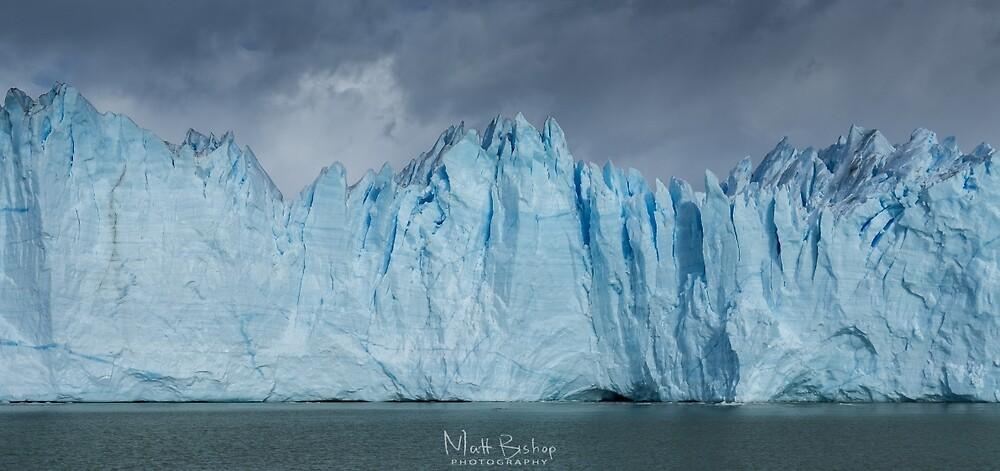 perito moreno glacier by Matt Bishop