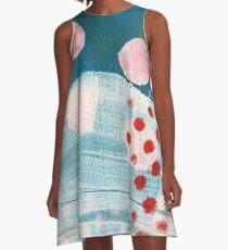 Abstrakt XIV  A-Line Dress