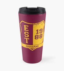 Brisbane Rugby League: Established Shield Travel Mug