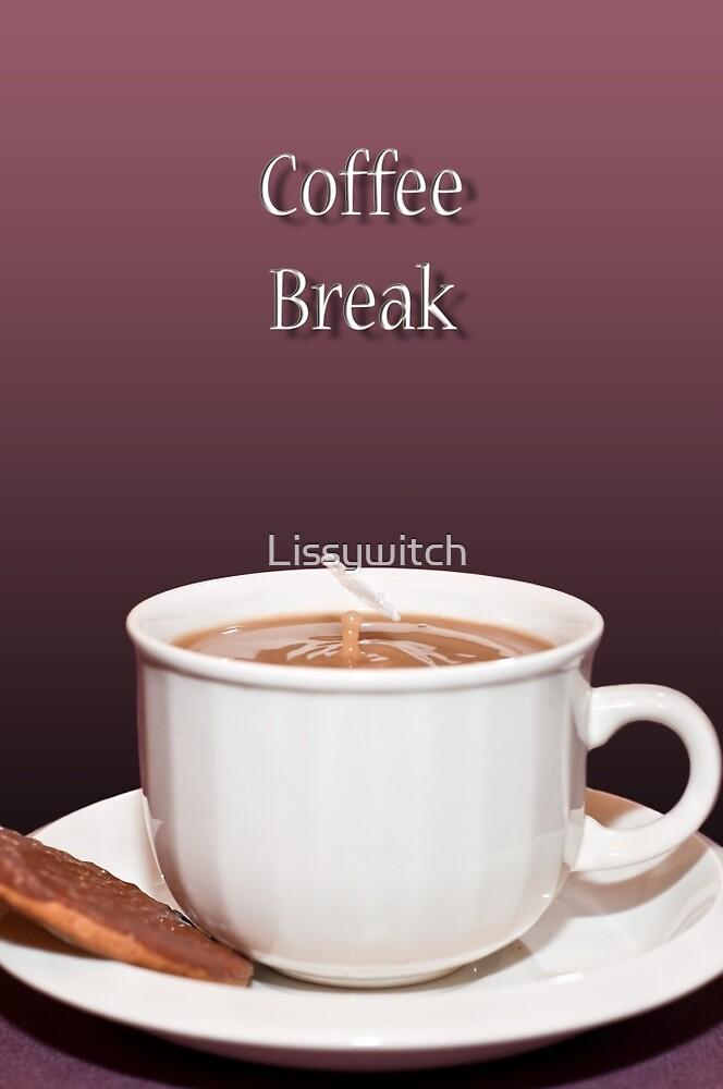 Coffee break by Lissywitch