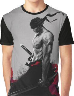 Zoro - Style painting Graphic T-Shirt