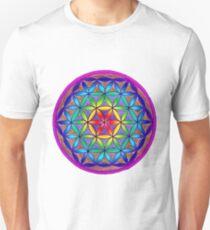 Flower of Life - Trippy Unisex T-Shirt