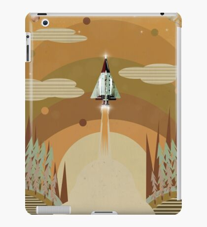 the adventure continues iPad Case/Skin