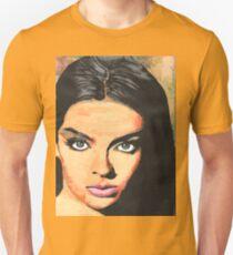 Gothic Goddess Barbara Steele T-Shirt