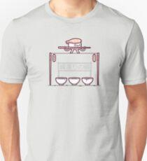 Sushi tightrope Unisex T-Shirt