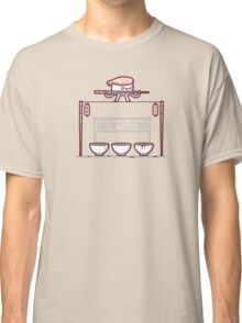 Sushi tightrope Classic T-Shirt
