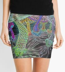 The mushroom valley Mini Skirt
