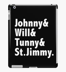 American Idiot the Musical - Characters iPad Case/Skin