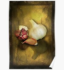 G is for.........Garlic Poster
