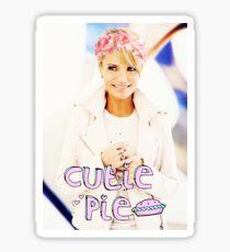 Kristin Chenoweth cute Sticker