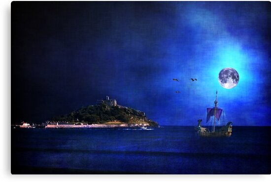 Voyage of the Dawn Treader by Lissywitch