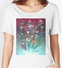 Little witch Academia #02 Women's Relaxed Fit T-Shirt