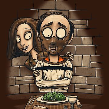 The Silence of the Vegetables by 2mzdesign