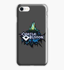 Castle Oblivion iPhone Case/Skin