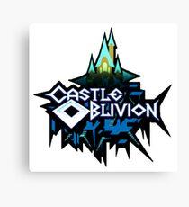 Castle Oblivion Canvas Print