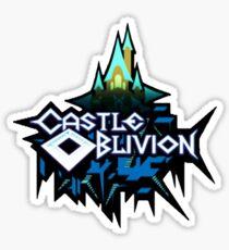 Castle Oblivion Sticker