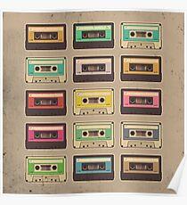 Cassettes Poster