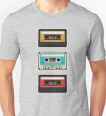 Kassetten Slim Fit T-Shirt