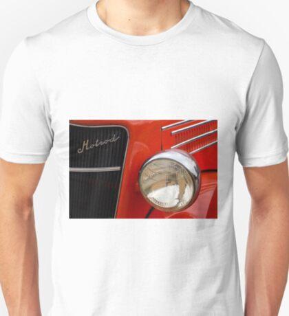 Red Hotrod Head light T-Shirt