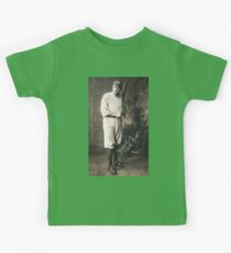 Babe Ruth, American Professional Baseball player Kids Clothes