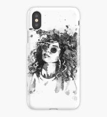 Freya In Ink iPhone Case/Skin