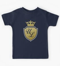 Ultra Luxe Casino Crest Kids Clothes