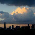 Tel-Aviv sunrise by Segalili