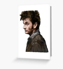 Tennant Greeting Card