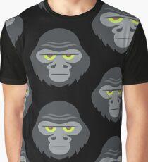 Big Gorilla Gorillas Ape My Spirit Natural Graphic T-Shirt