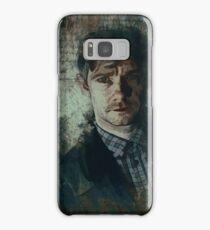 Watson Samsung Galaxy Case/Skin
