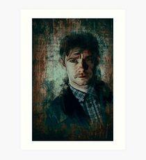 Watson Art Print