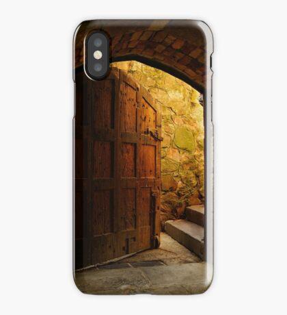 Doorway iPhone Case/Skin