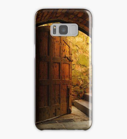 Doorway Samsung Galaxy Case/Skin