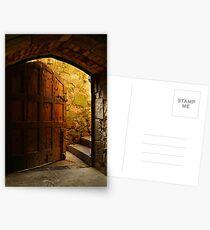 Doorway Postcards