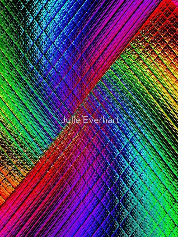 Textured Rainbow by julev69