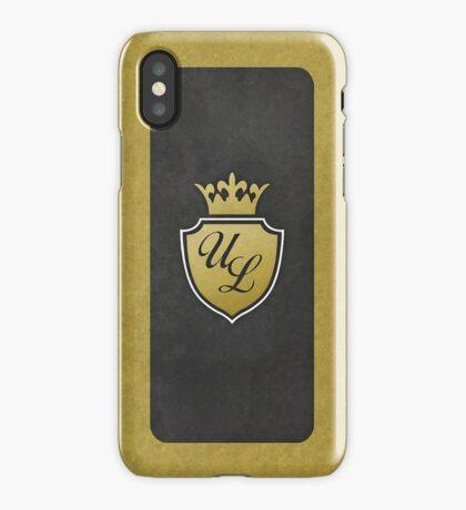 Ultra Luxe Casino Crest iPhone Case/Skin