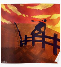 Jump the Fence Poster