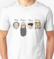 Dreadful Disguises Unisex T-Shirt