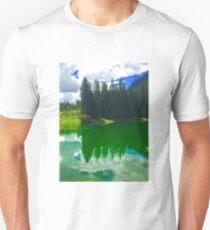 Green Lake - Reflections 1 T-Shirt