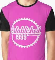 Established 1999 Graphic T-Shirt